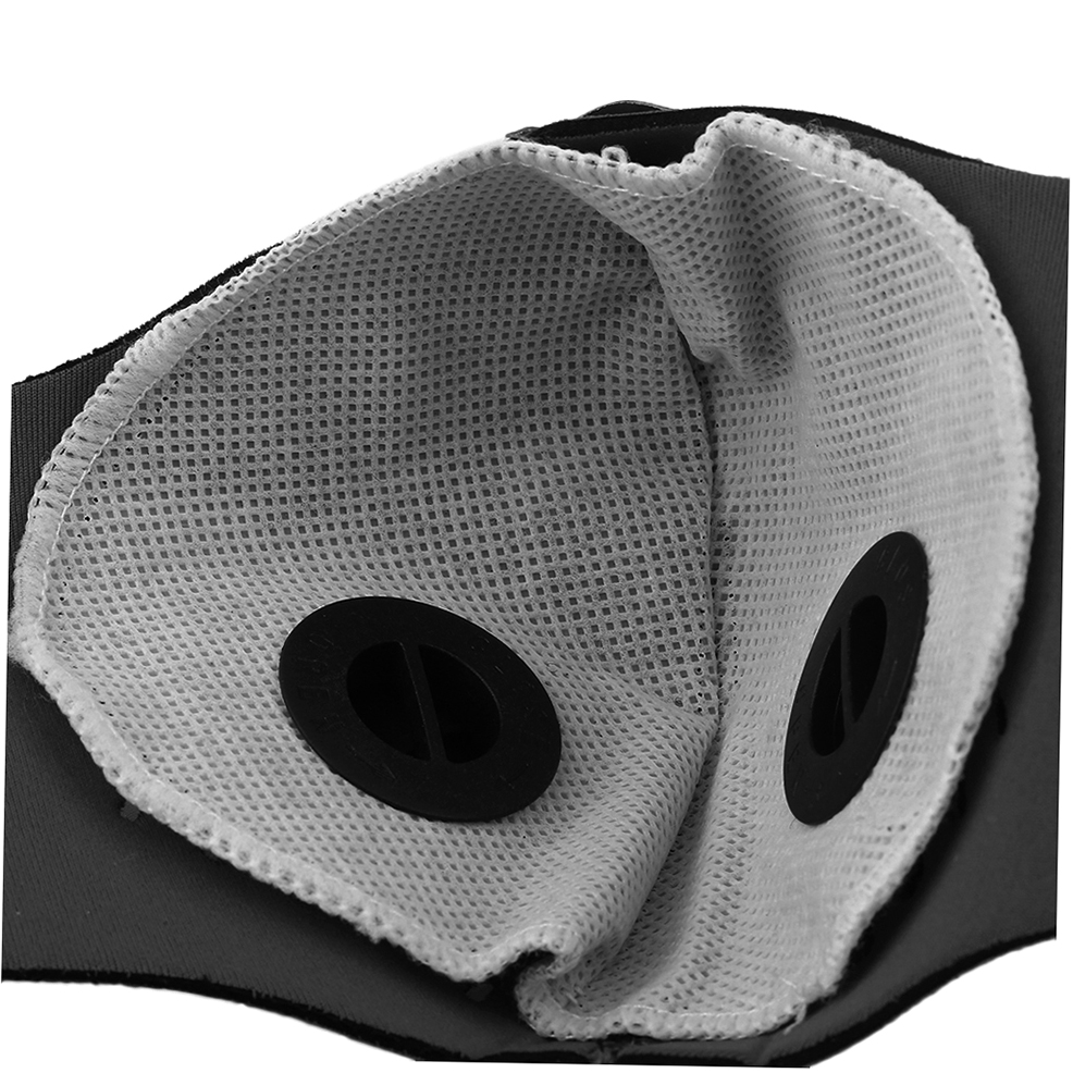 outdoor face mask activated carbon protective filter wind proof mouth muffle lo ebay. Black Bedroom Furniture Sets. Home Design Ideas
