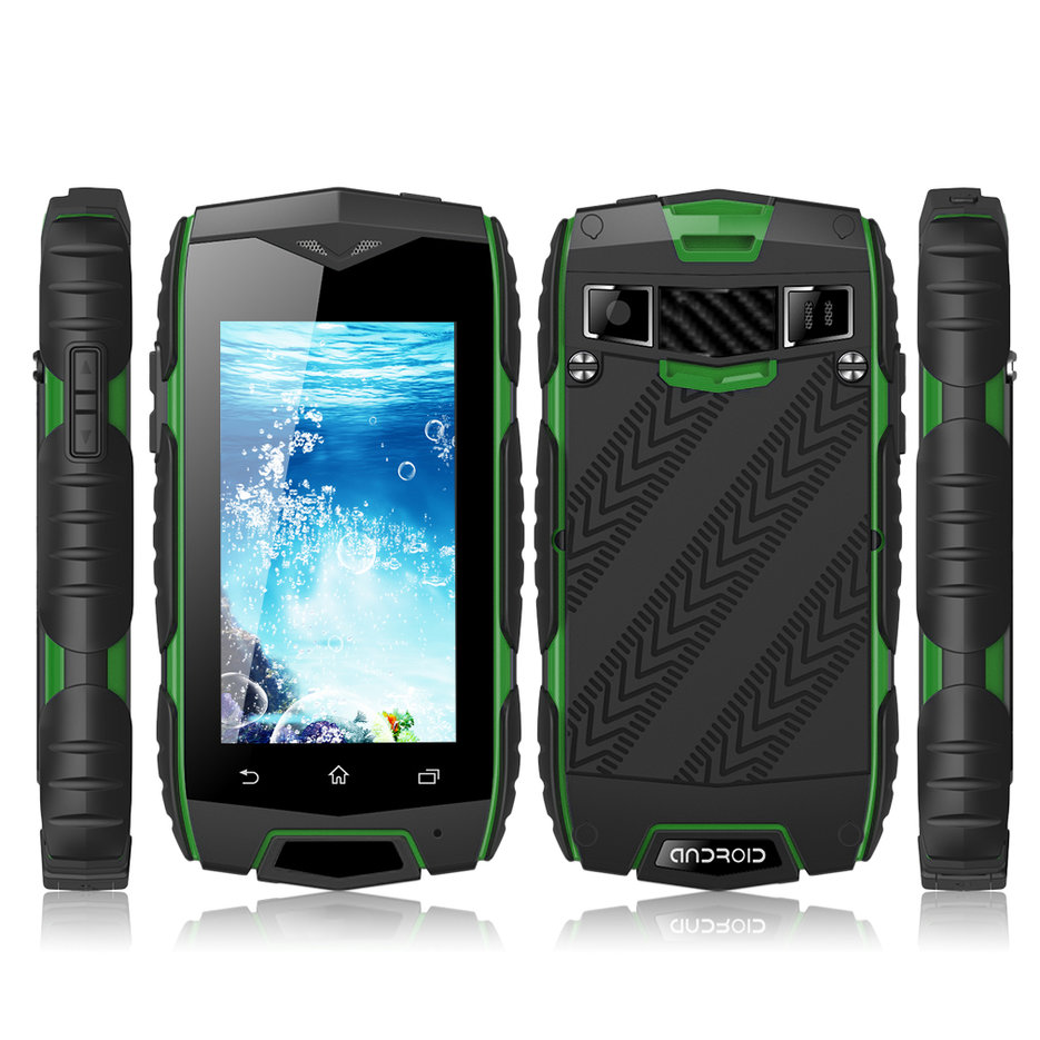 2.4 Inch Smallest Mini Waterproof Android Phone Dual SIM ...