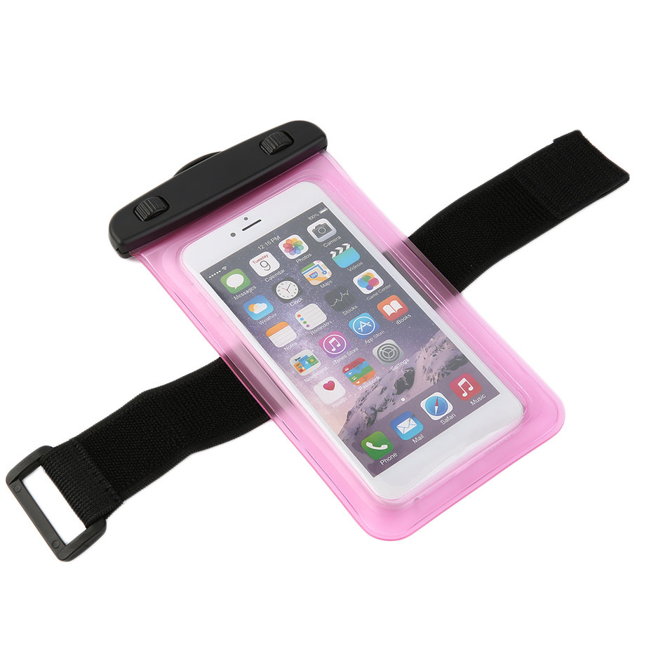 6 8 10 2 inch new waterproof pvc bag case pouch phone cases for samsung x ebay. Black Bedroom Furniture Sets. Home Design Ideas