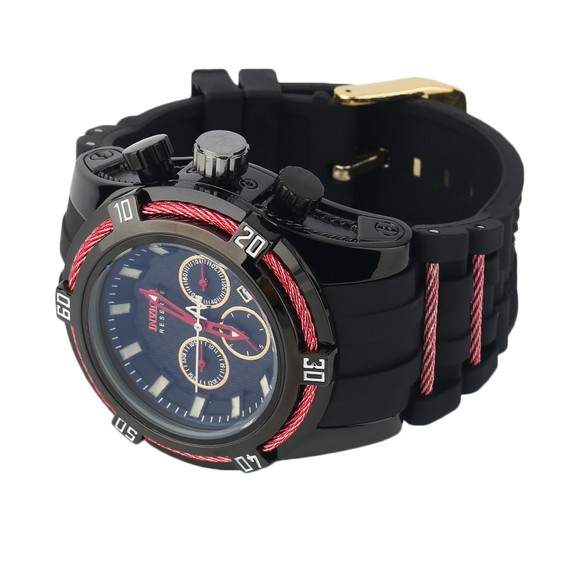 New-Male-Big-Dial-Case-Rimmed-Silicone-Band-Outdoor-Activities-Wrist-Watch-OE