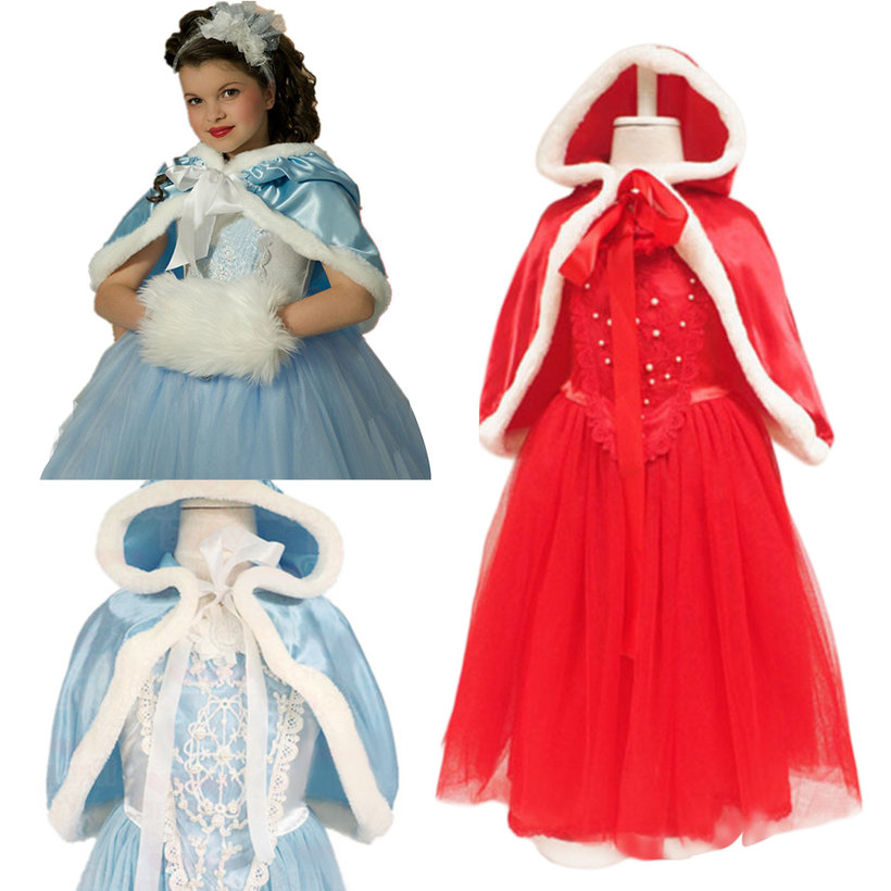 Girl Princess Dress Kids Stage Show Costumes Christmas Halloween ...