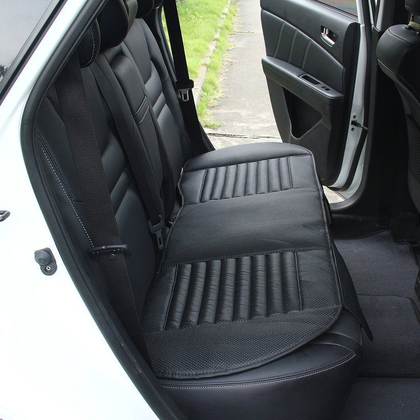 Universal Pu Long Rear Seat Cushion Interior Covers Mat