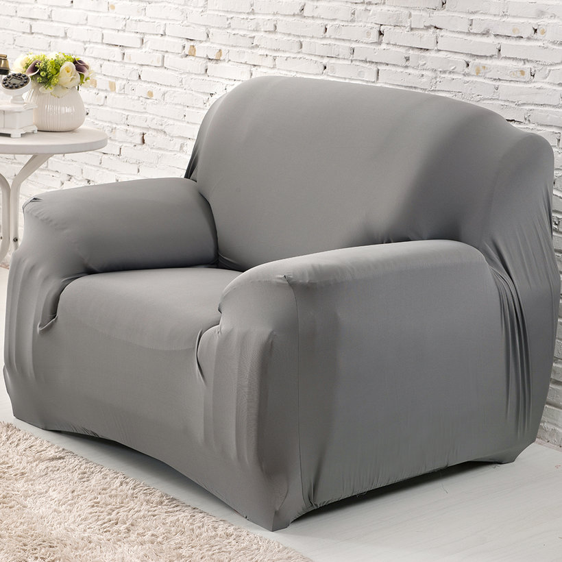 Elasticity couch sectional sofa furniture slipcover 1 2 3 for 3 seater sofa covers
