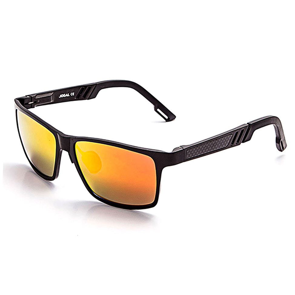 mens polarized mirror aluminium sunglasses outdoor driving
