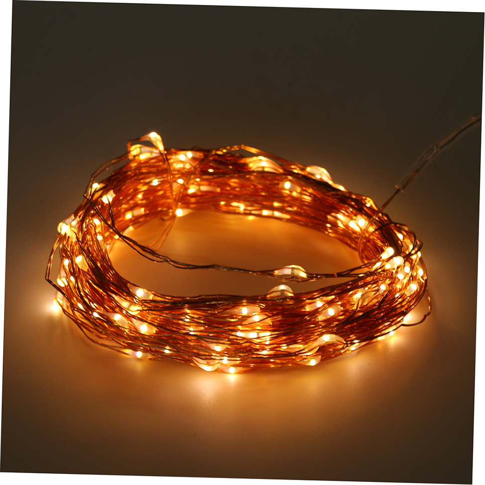 Outdoor String Lights Guide Wire: Outdoor String Lights With White Wire Style