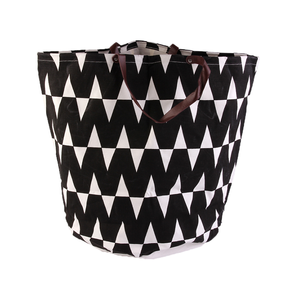 Dirty clothing clothes laundry basket can stand canvas storage bag organizer lkc ebay - Hamper for dirty clothes ...