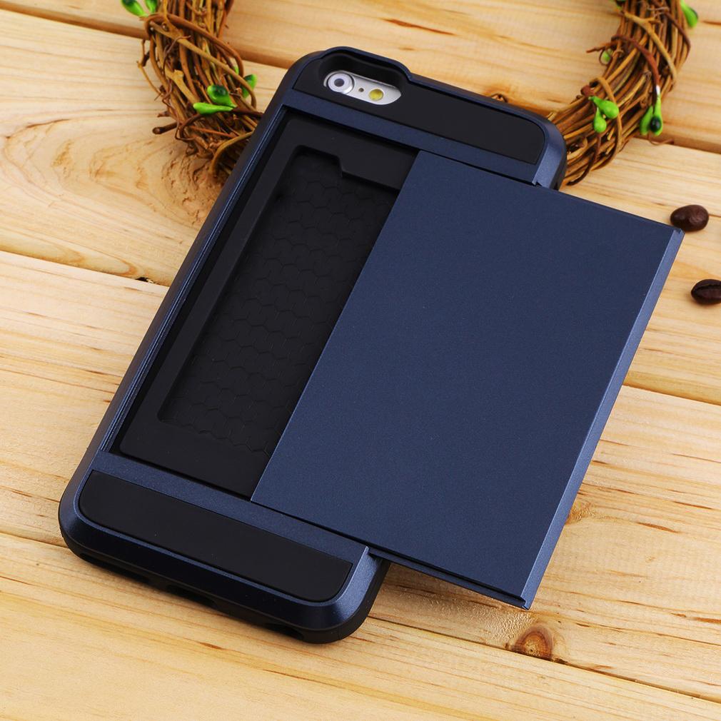 Oyster/Credit Card Holder Pocket ShockProof Case Cover ...