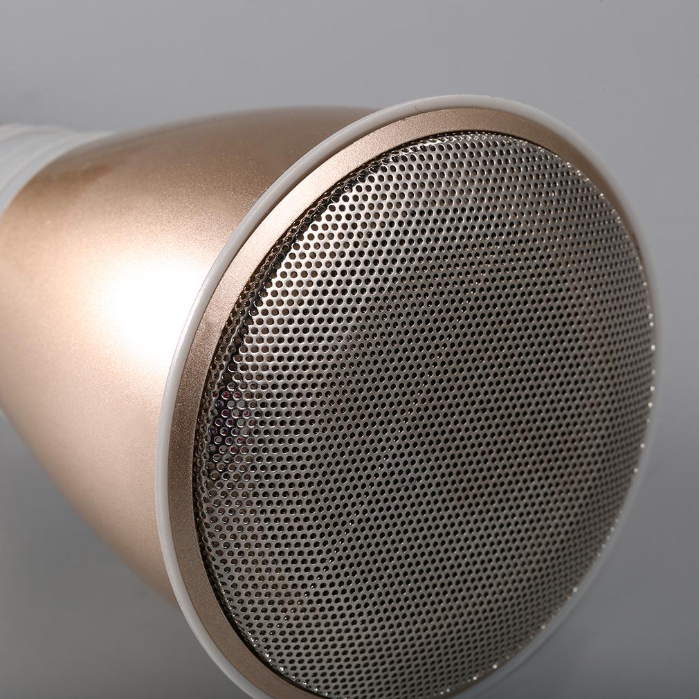 New Ktv K088 Mini Wireless Karaoke Player Microphone