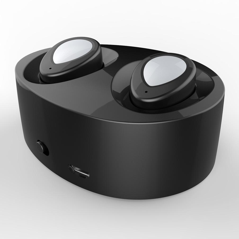 mini tws twins true wireless bluetooth stereo headset in ear earphones earbuds d ebay. Black Bedroom Furniture Sets. Home Design Ideas