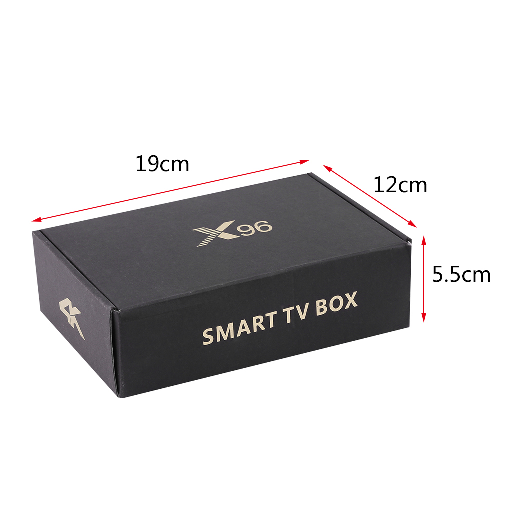 Newest amlogic s905x x96 android 6 0 tv box quad core 2 4ghz wifi hdmi - Lot 15 X96 Newest 2 16gb Android 6 0 Smart 4k Tv Box S905x