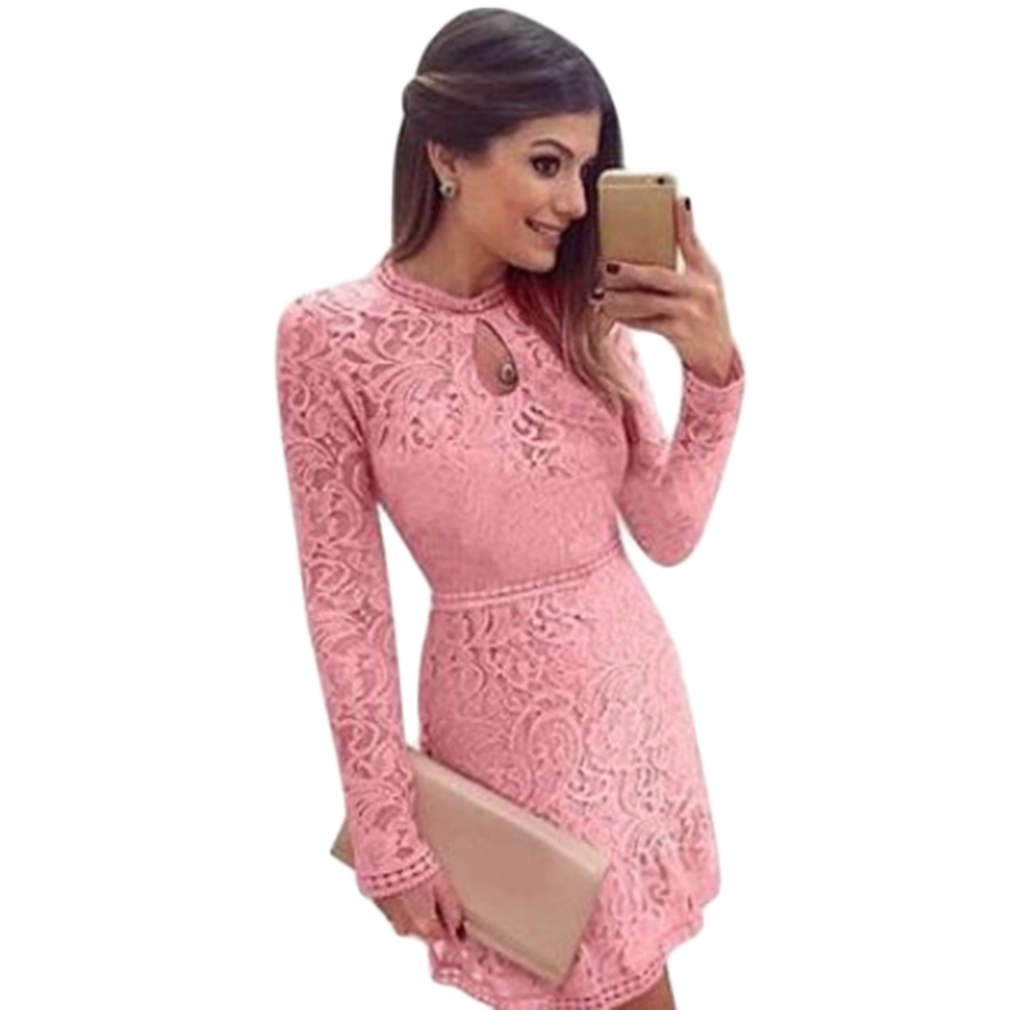 Find great deals on eBay for long sleeve pink dress. Shop with confidence.
