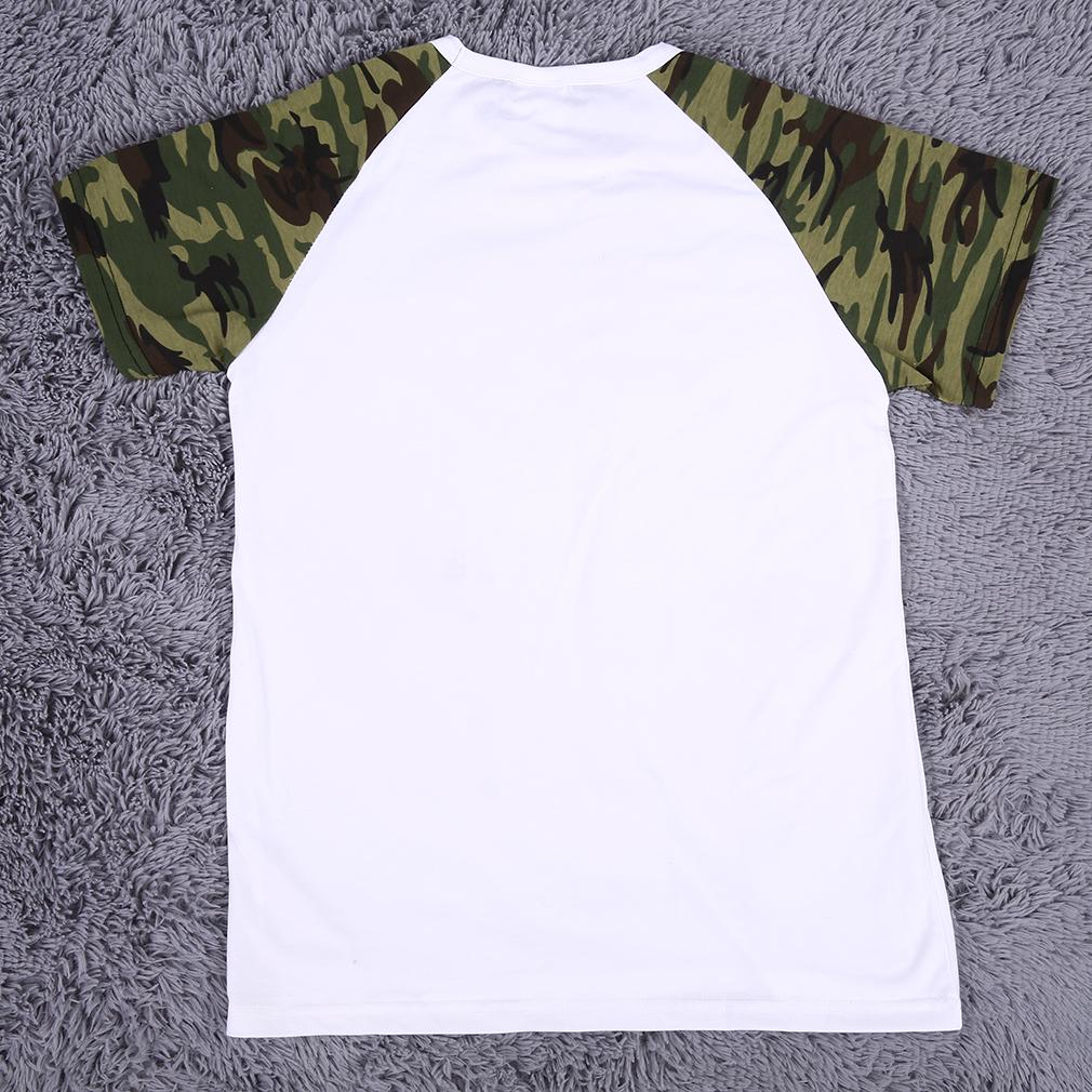 Casual-Colorful-Men-Cotton-T-shirt-Men-Camouflage-Tactical-Army-Combat-T-Shirt-M