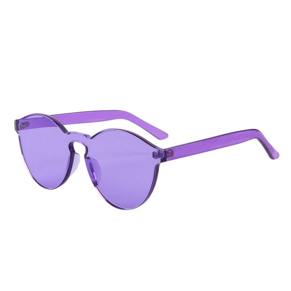 Korean Outdoor Plastic Sunglasses Retro Glasses Without ...