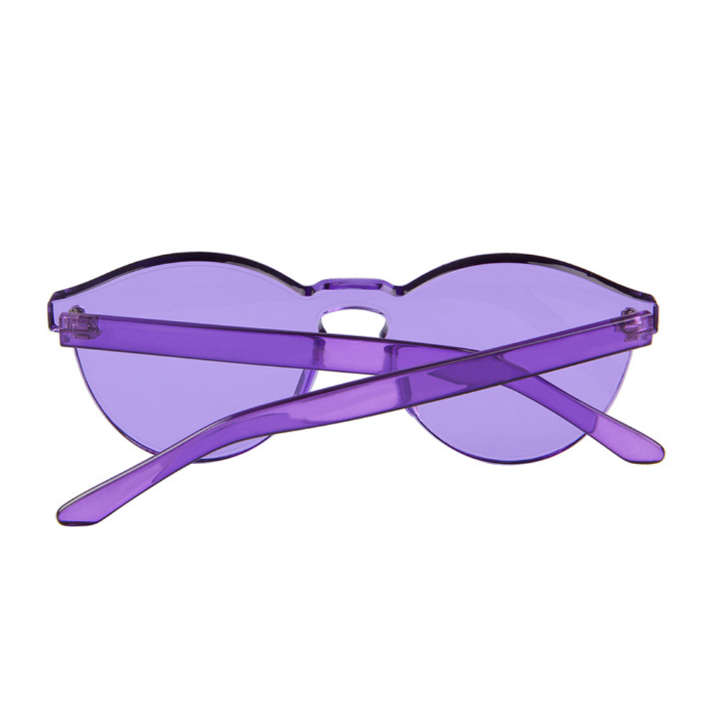 Glasses Without Frame On Top : Korean Outdoor Plastic Sunglasses Retro Glasses Without ...