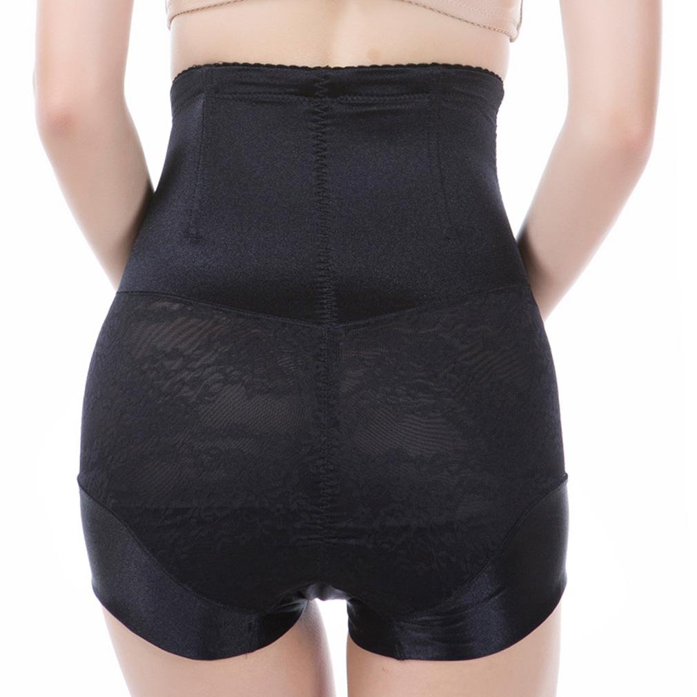 Trendy High Waist Abdomen Pants Fabric Breathable Women ...