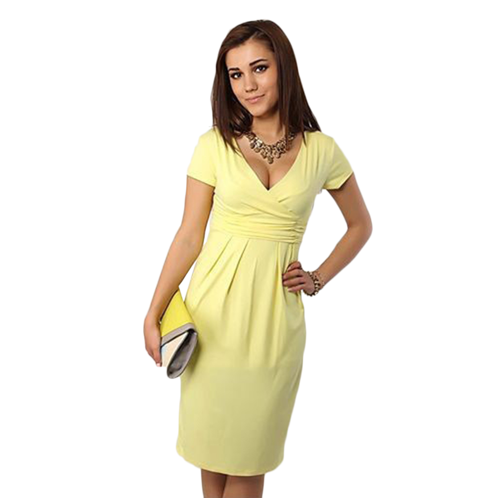 Candy colors slim pregnant women summer maternity dress v neck candy colors slim pregnant women summer maternity dress ombrellifo Choice Image