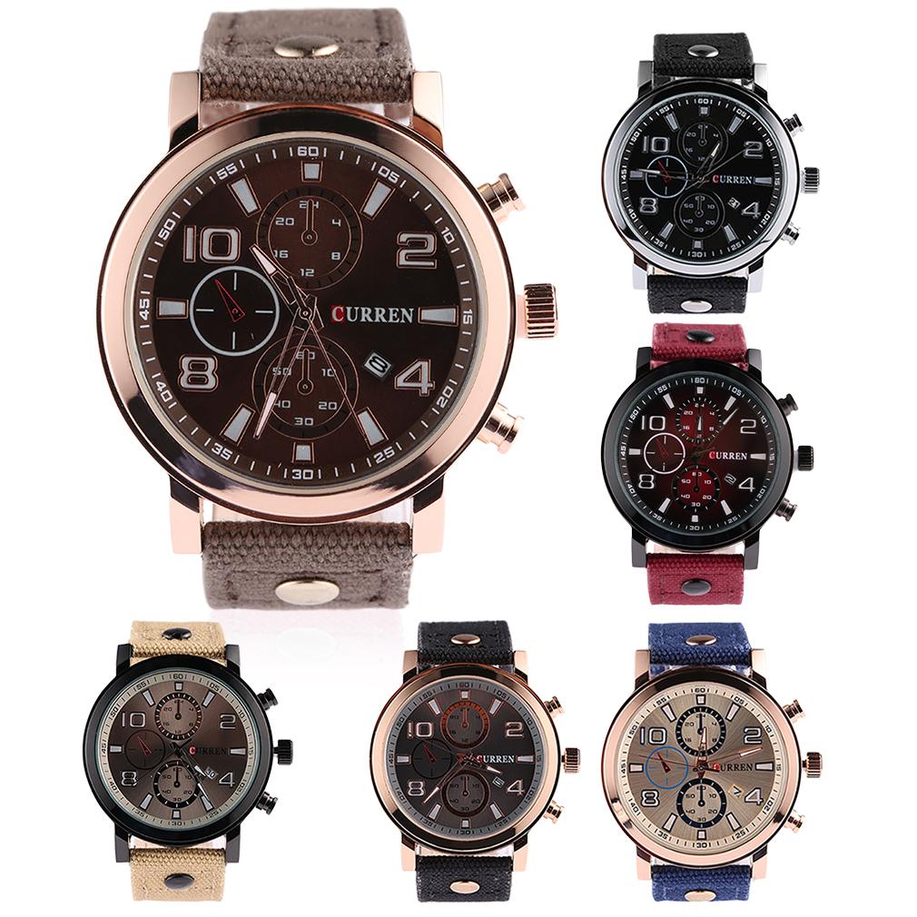 curren 8199 luxury men 039 s watches men sports watches quartz curren 8199 luxury men 039 s watches men