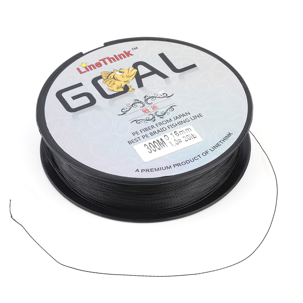 300m strong pe fishing line strands line wire strong for Strong fishing line