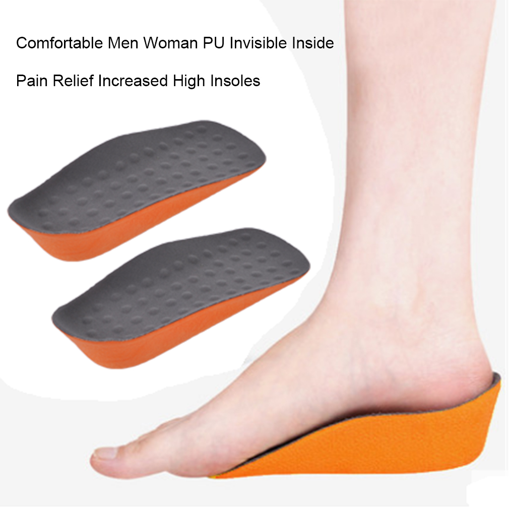 Pad Inserts To Raise Heels In Shoes