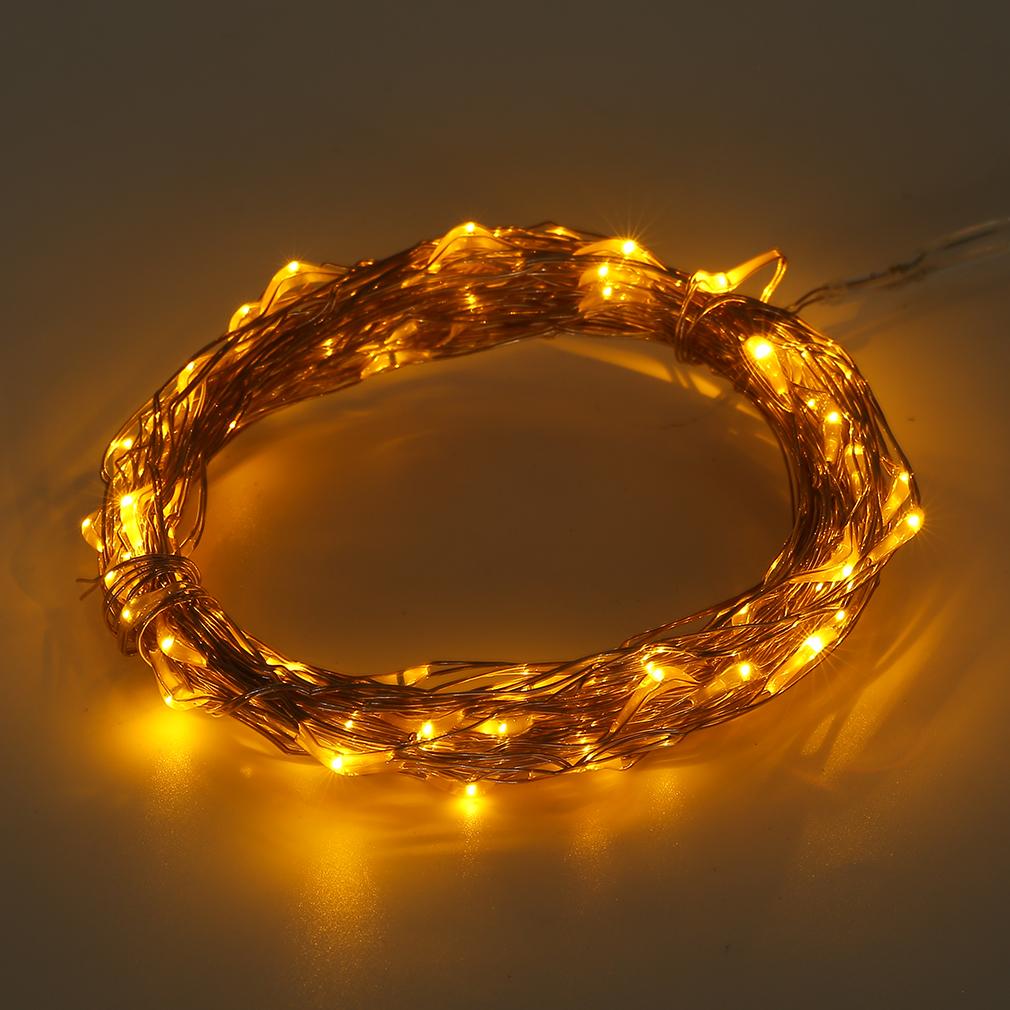 10/15/20m LED Solar Fairy String Light Outdoor Wedding Christmas Party Lamp AU eBay