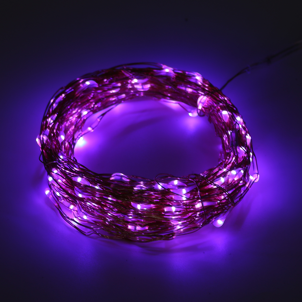 10/15/20m LED Solar Fairy String Light Outdoor Wedding Christmas Party Lamp DX eBay