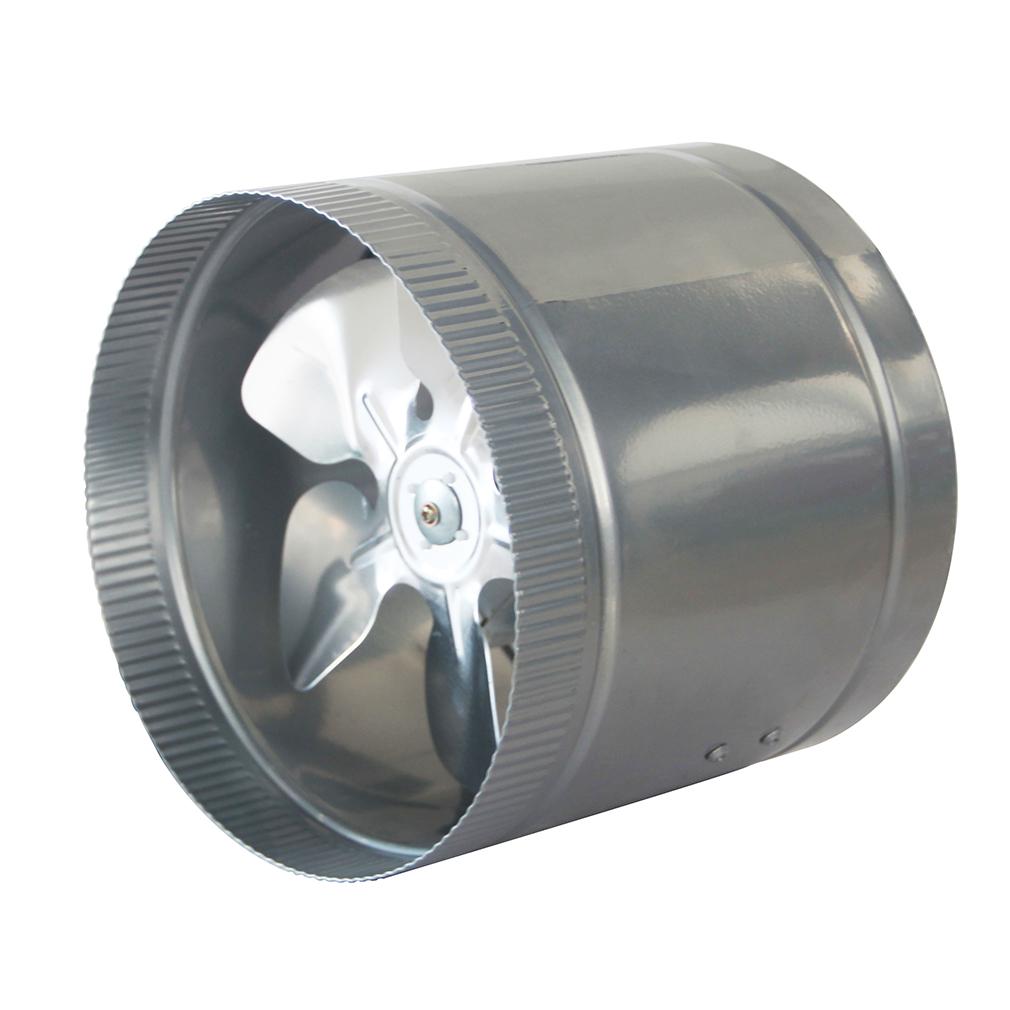 3 Inch Blower Fan : Quot inch booster fan inline blower exhaust ducting