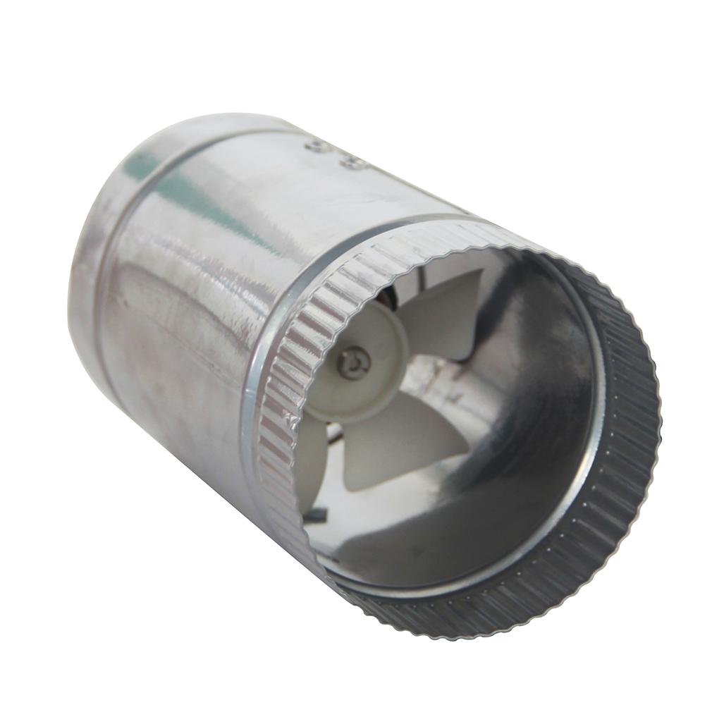 3 Inch Inline Duct Fan : Quot inch booster fan inline blower exhaust ducting