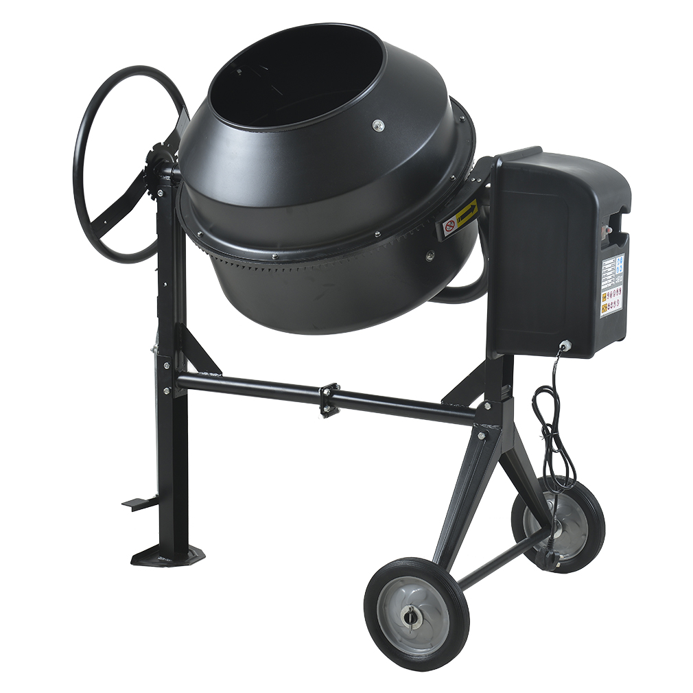 Usage Of Electric Mixer ~ V l concrete mixer w electric cement mortar