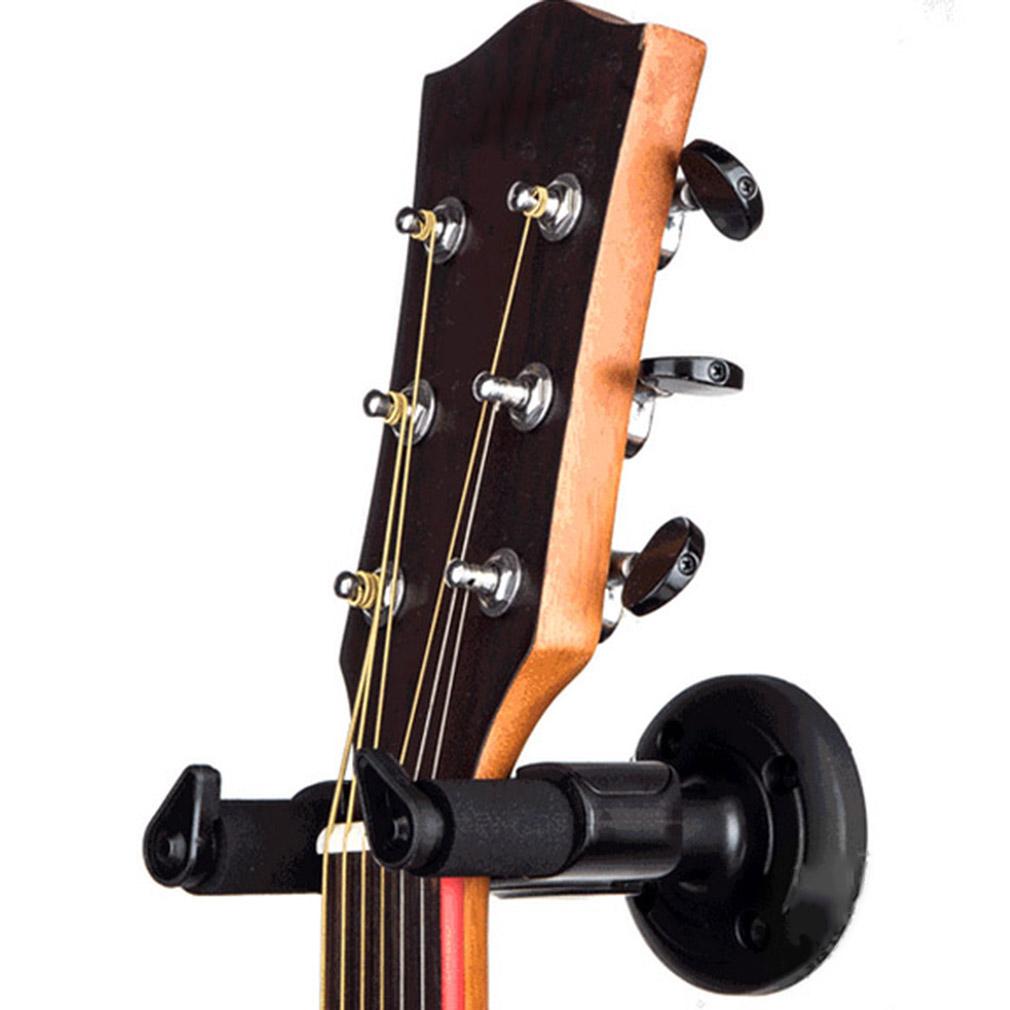 electric guitar wall hanger holder stand rack hook mount for various size zx ebay. Black Bedroom Furniture Sets. Home Design Ideas