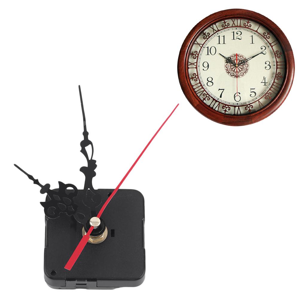 Quartz Wall Clock Movement Mechanism DIY Repair Tool Parts ...