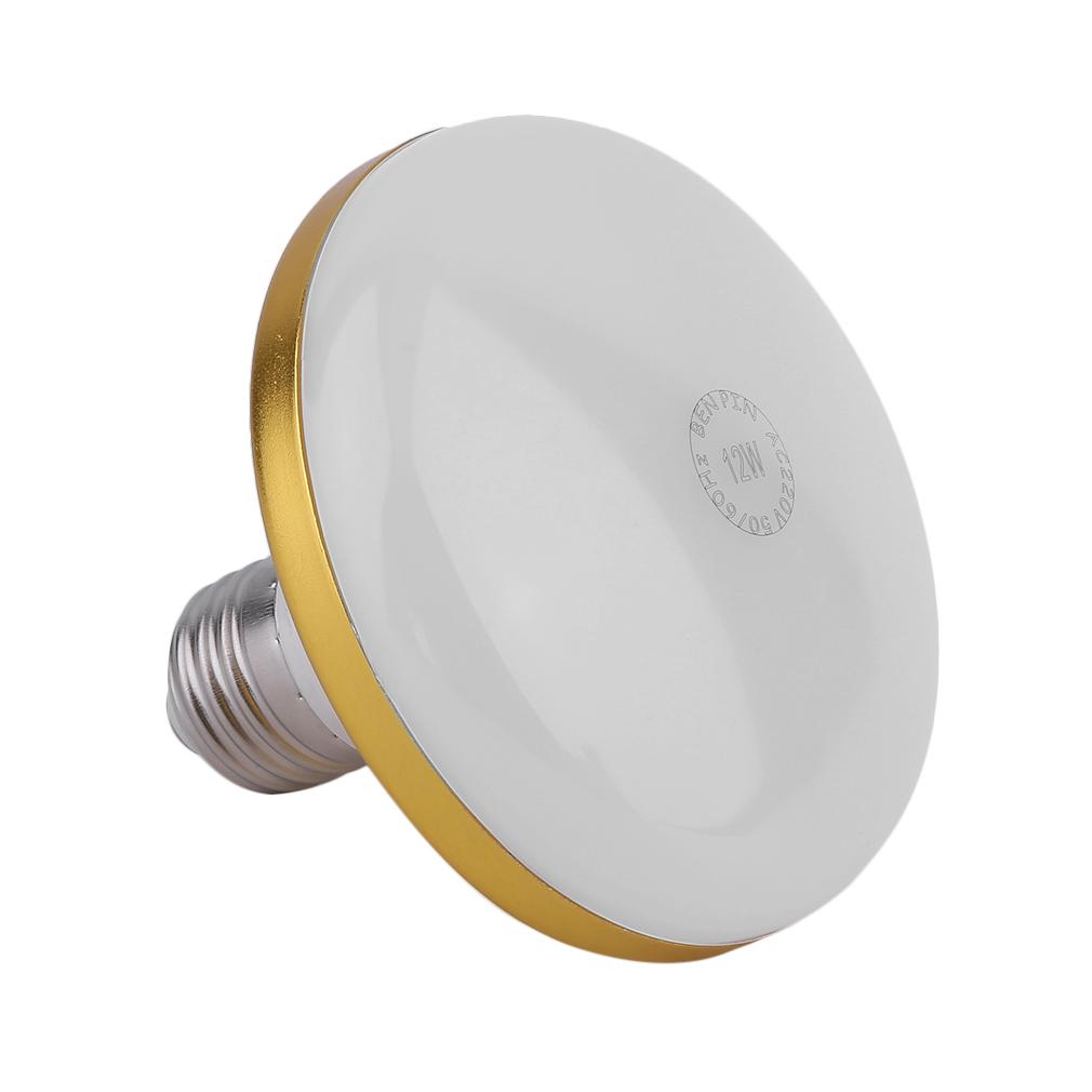 high brightness led ufo flat light energy saving 12w 18w 24w e27 led light hr. Black Bedroom Furniture Sets. Home Design Ideas