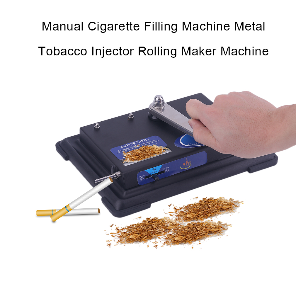 top o matic cigarette making machine