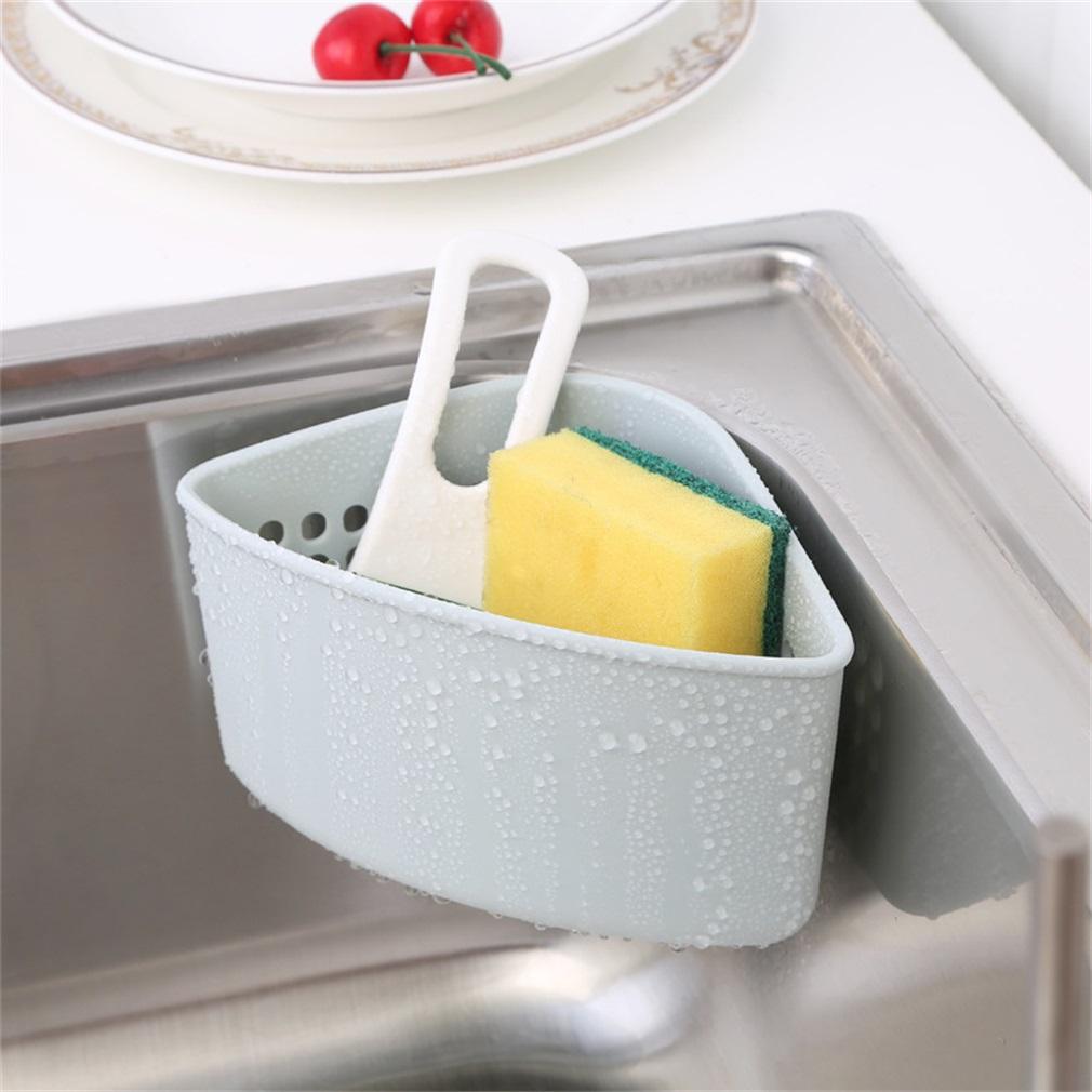 3 Type Shelf Kitchen Sink Dish Drain Rack Bathroom Soap