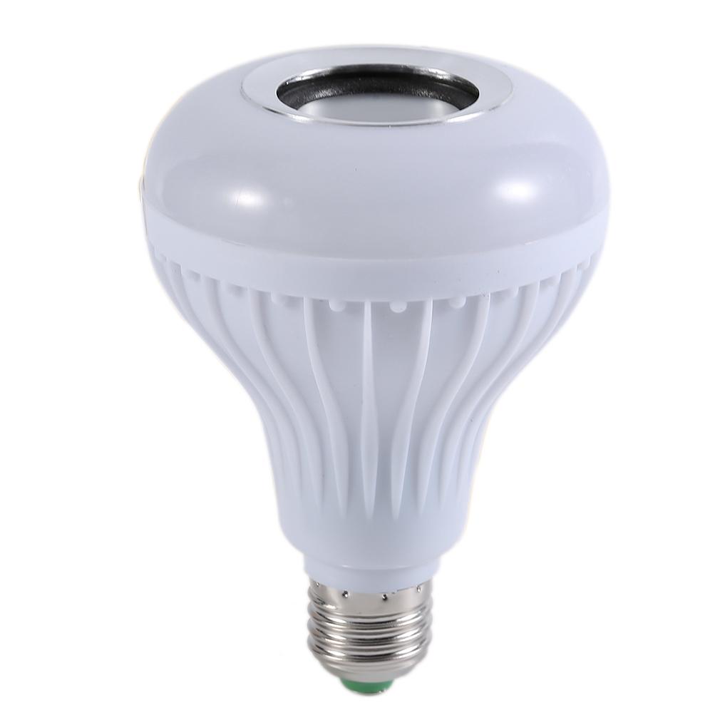Wireless bluetooth remote control mini smart audio speaker for Bluetooth controlled light bulb