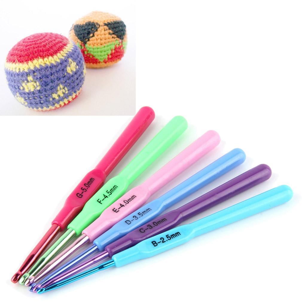 Knitting And Crocheting Tools : Knitting tools kit crochet hooks needles stitches scissors