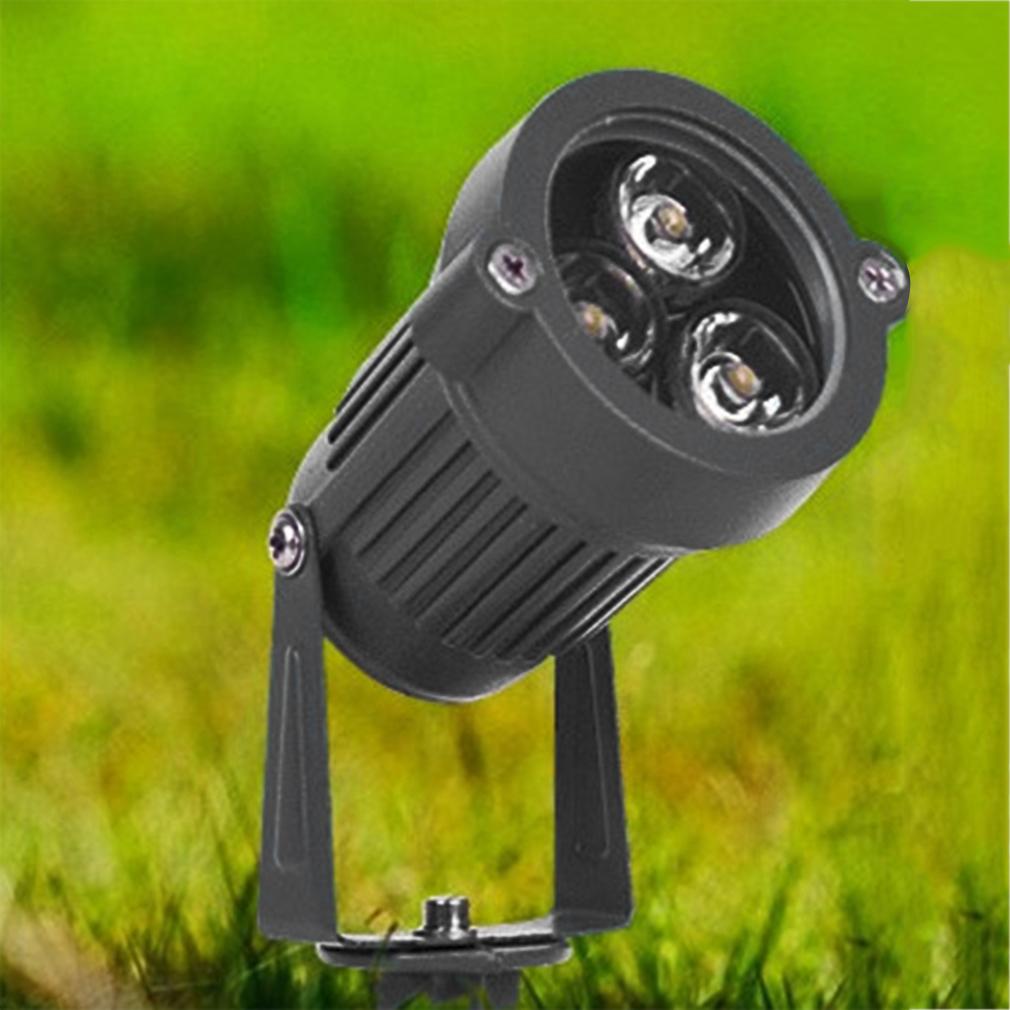 12v led spike light bulb lamp spotlight outdoor garden yard path landscape ws ebay. Black Bedroom Furniture Sets. Home Design Ideas