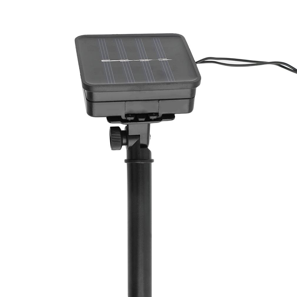 Outdoor Hanging String Lights Led: Ip44 20 LED Bird Cage Outdoor Garden Solar Hanging Lantern