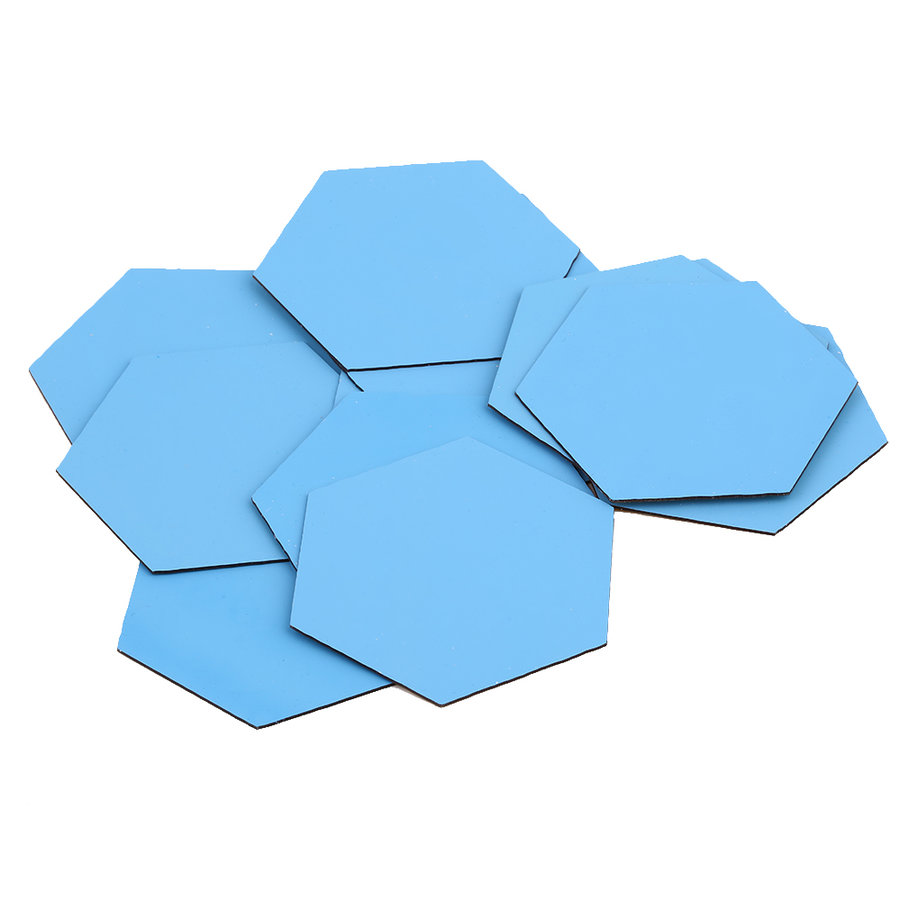 hexagonal 3d mirrors wall stickers home decor living room shapes wall stickers mirror wall stickers decorative wall