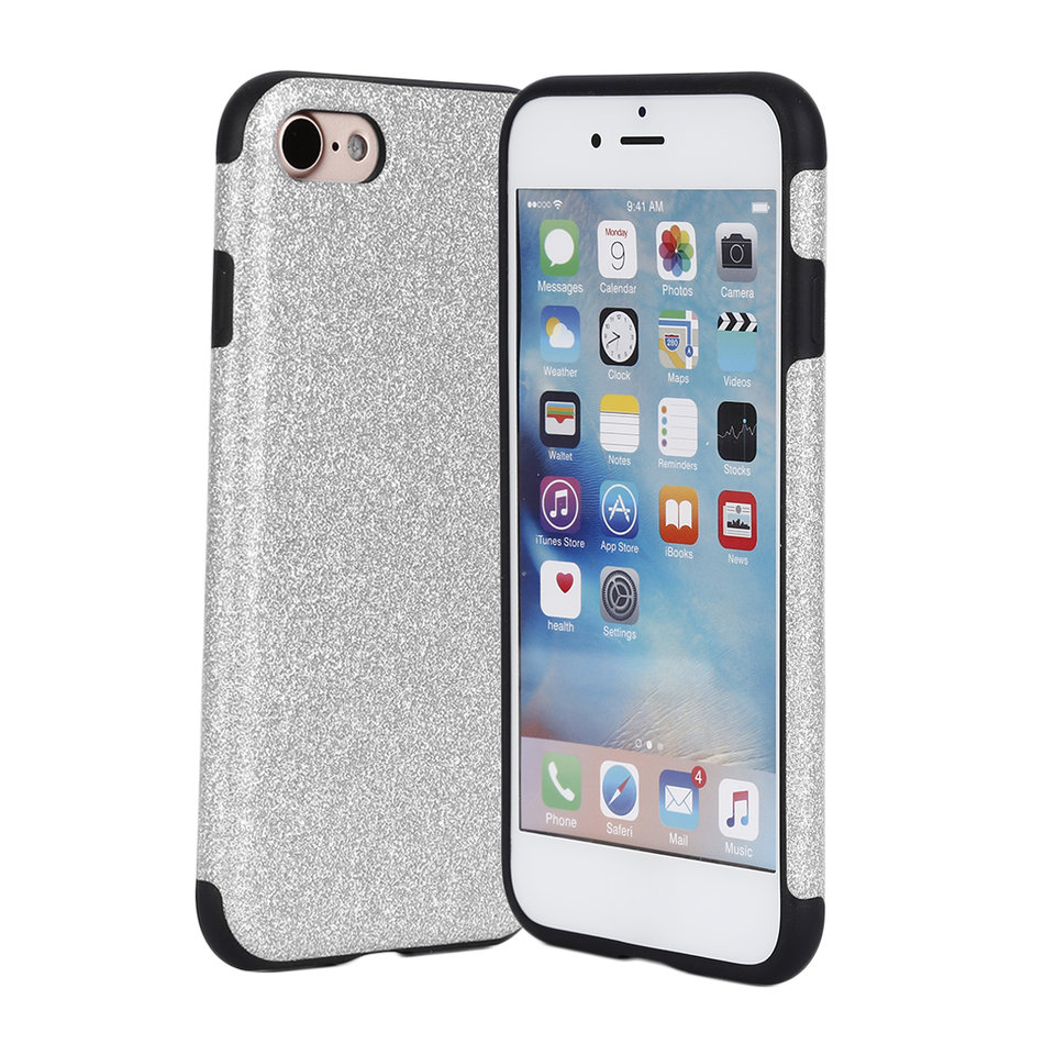 Mobile-Smart-Phone-Flash-Protecting-Shell-With-Glitter-Case-For-Iphone ...