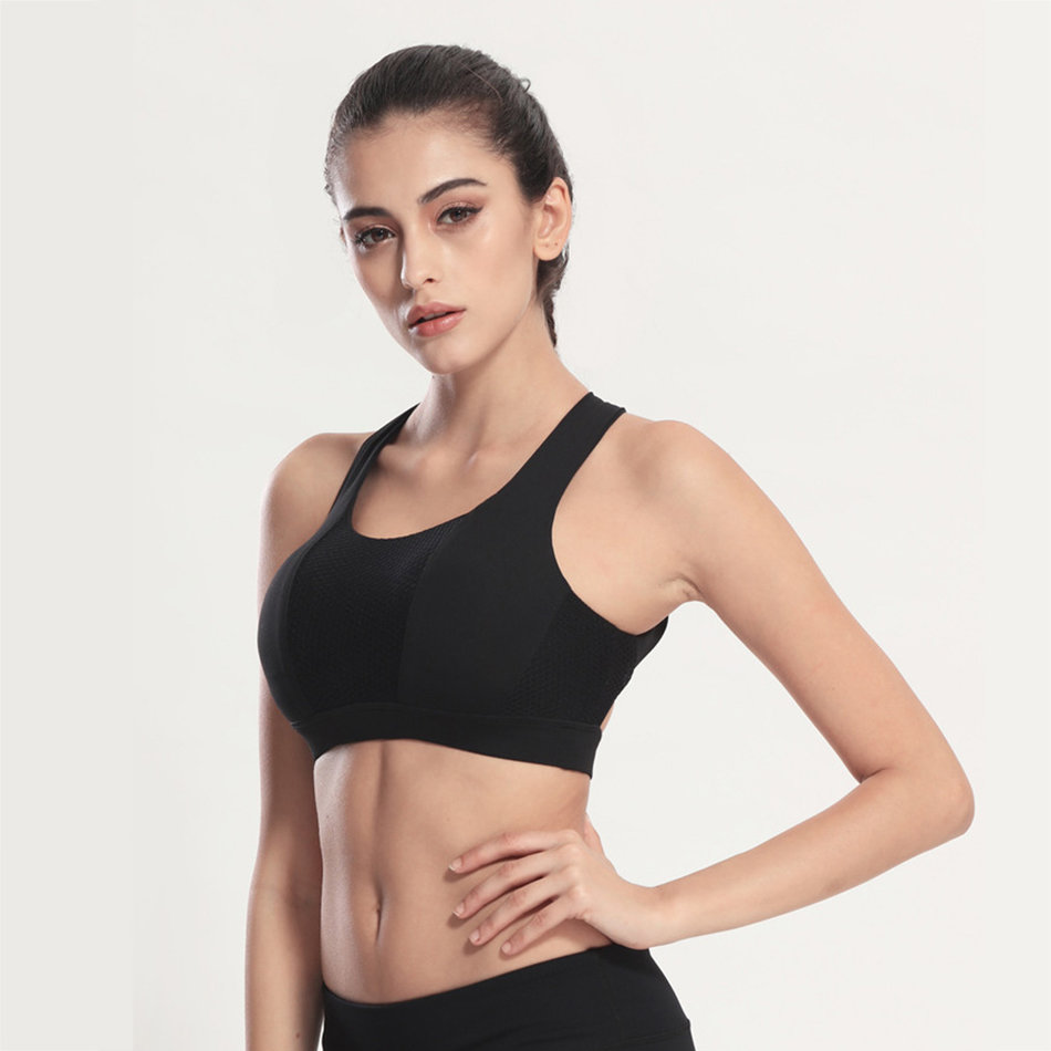 Best For: Soft and flattering, this yoga bra is the perfect pairing for all your low impact exercises. Thin straps make it a breeze to wear under even the tiniest of tanks. Thin straps make it a breeze to wear under even the tiniest of tanks.
