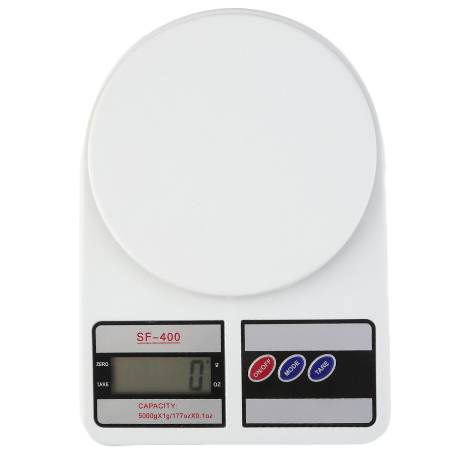 Sf400 portable size house kitchen digital scale balance for 0 1g kitchen scales