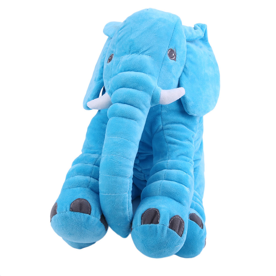 Animal Toy Pillow : Stuffed Animal Cushion Kids Baby Sleeping Soft Pillow Toy Cute Elephant ZD eBay