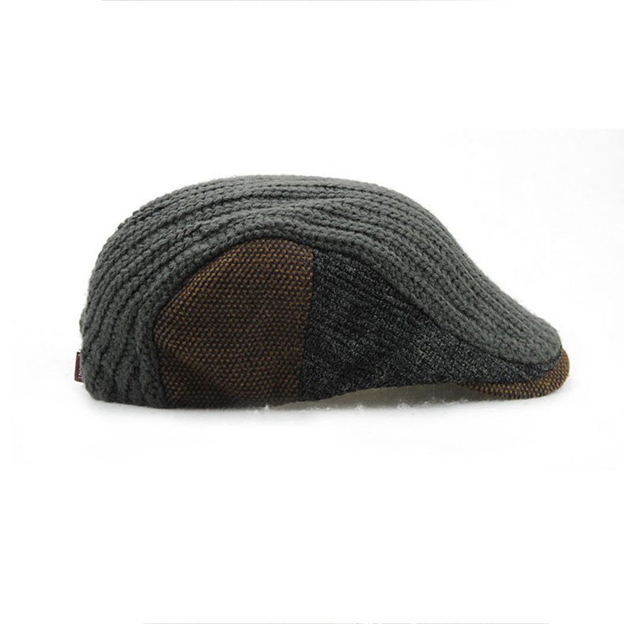Irish Caps also known as a paddy cap are usually made from Donegal tweed and can be worn smart or casual. Order your authentically made Irish flat cap today from the Aran Sweater Market.