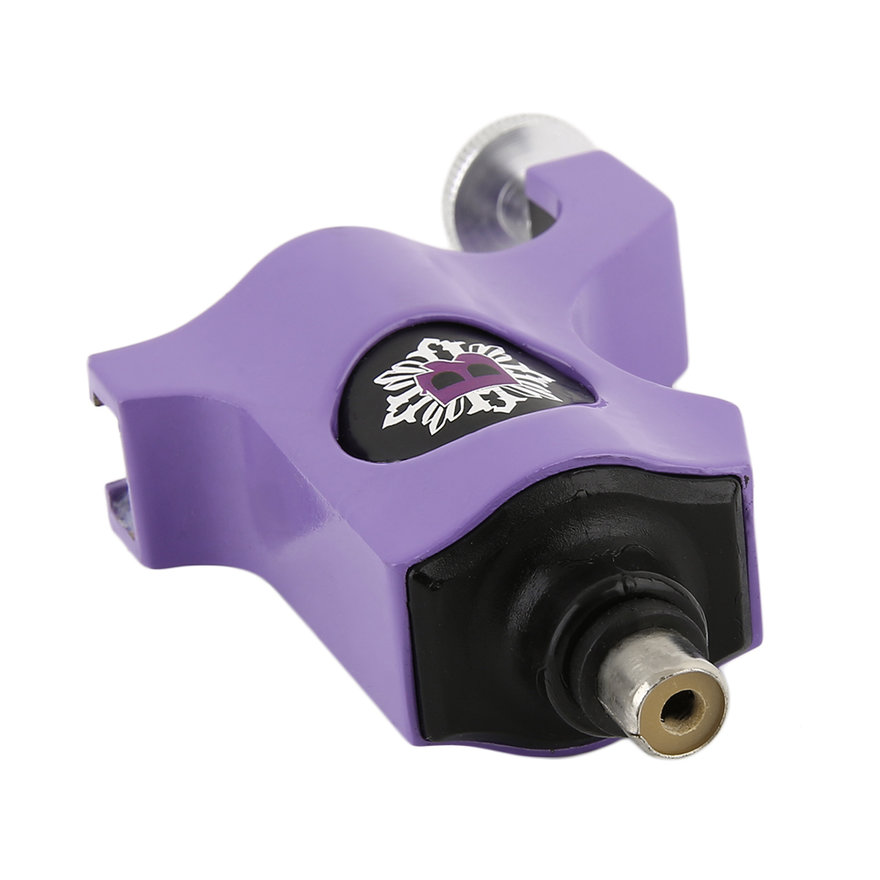 A200 Silver/Purple Rotary Tattoo Machine Bishop ...