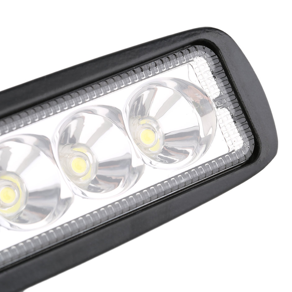 Tractor Safety Led Lights : Led work light bar w for car truck boat tractor road