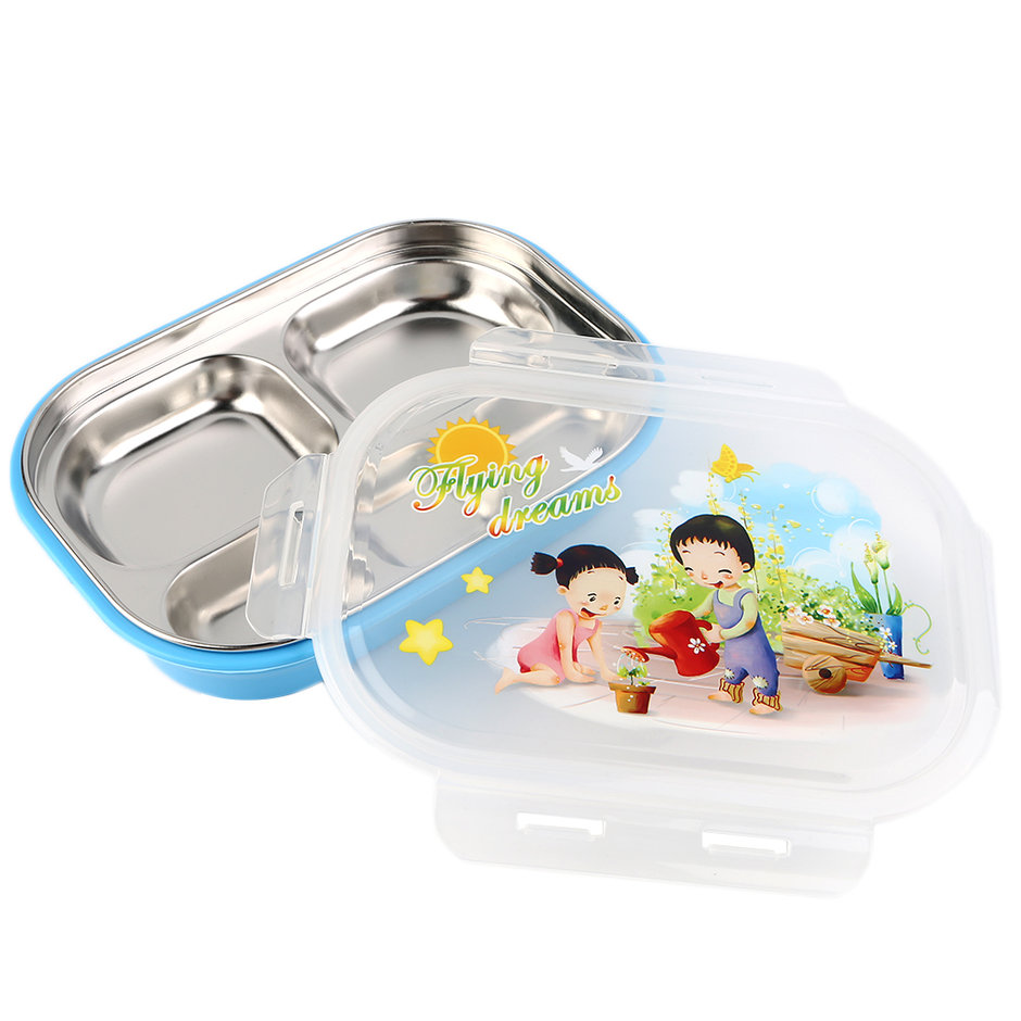 5 layers children bento lunch box food fruit picnic storage container a ebay. Black Bedroom Furniture Sets. Home Design Ideas