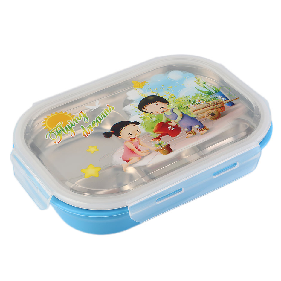 5 layers children bento lunch box food fruit picnic storage container y ebay. Black Bedroom Furniture Sets. Home Design Ideas
