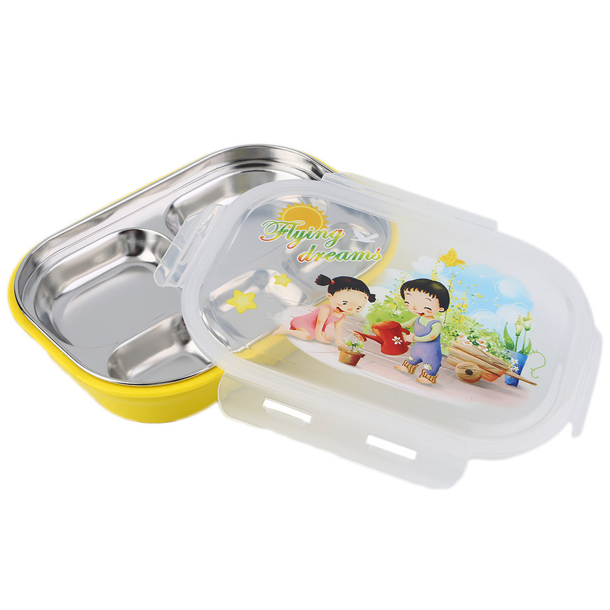 5 layers children thermos bento lunch box food fruit picnic storage container f5 ebay. Black Bedroom Furniture Sets. Home Design Ideas