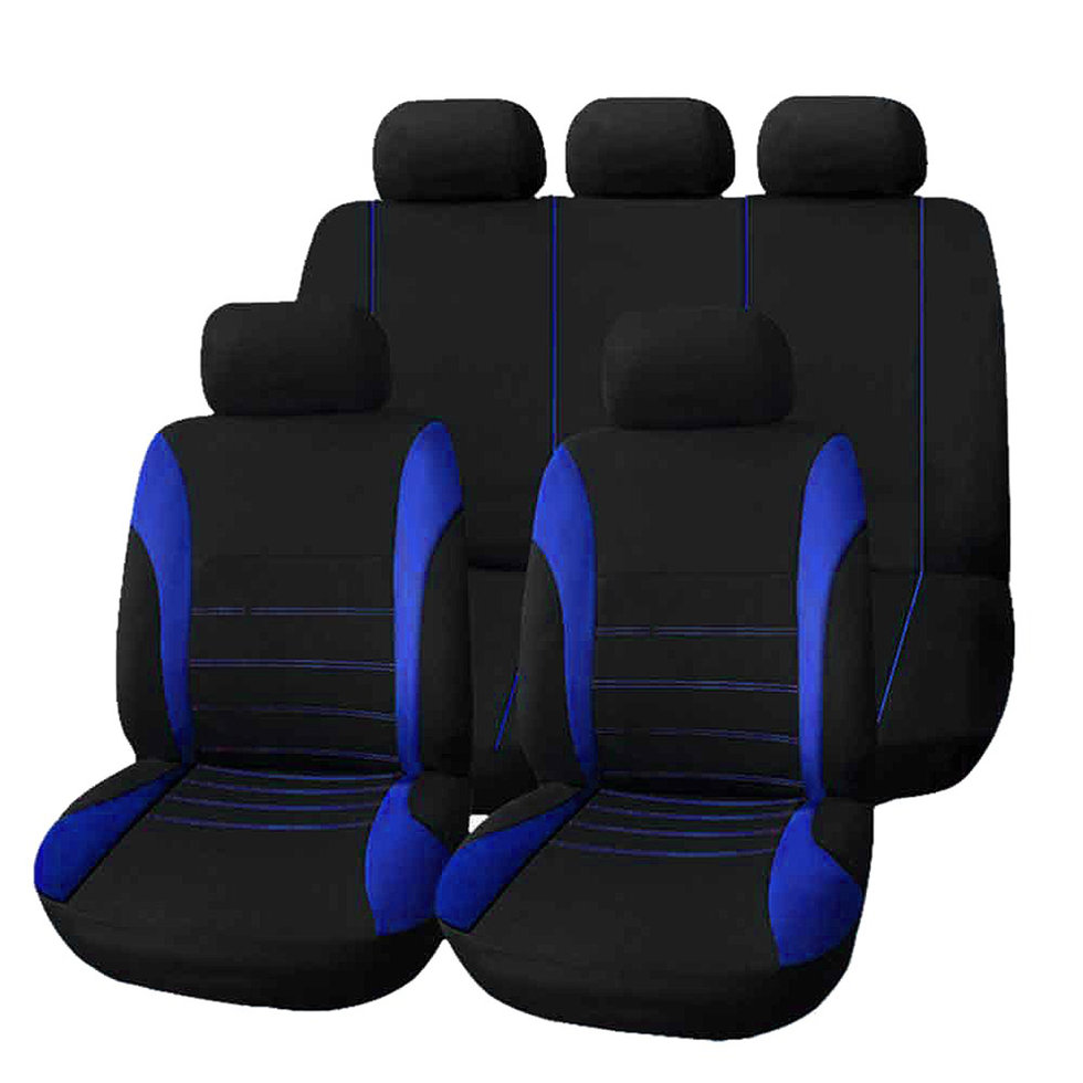 Universal Car Seat Cover Complete Seat Crossover