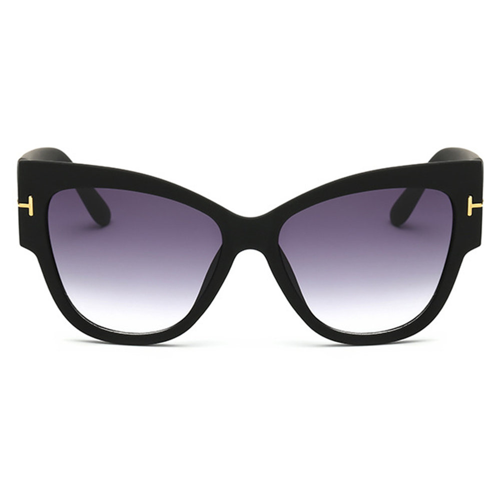 Large Frame Ladies Glasses : New Stylish Womens Ladies Fashion Vintage Cat-Eye Big ...